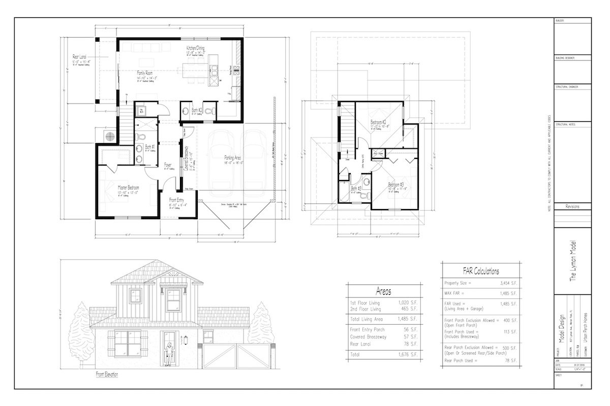 Floorplan Lyman